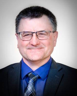 Dairy farmer and Wisconsin Farm Bureau Vice President Kevin Krentz.