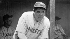 Babe Ruth in 1929