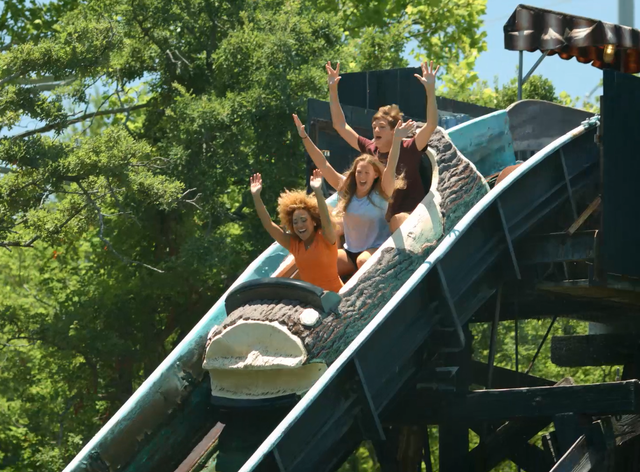 America's best log flume rides: Five of our favorites