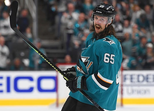 separation shoes 55235 114cc NHL: Erik Karlsson agrees to extension with San Jose Sharks