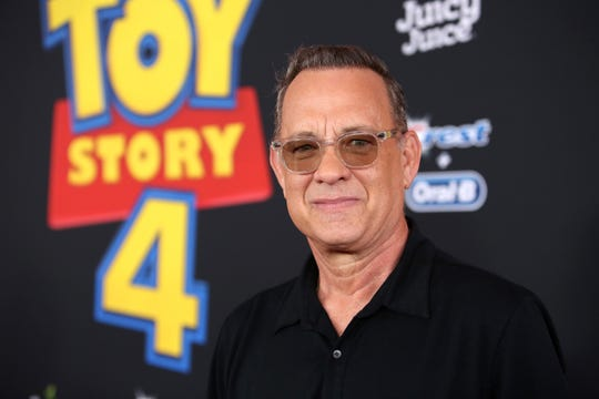 Tom Hanks will receive the Cecil B. DeMille Award at the Golden Globe Awards in January.