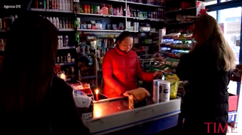 Millions of people in Argentina and Uruguay woke up Sunday morning without electrical power