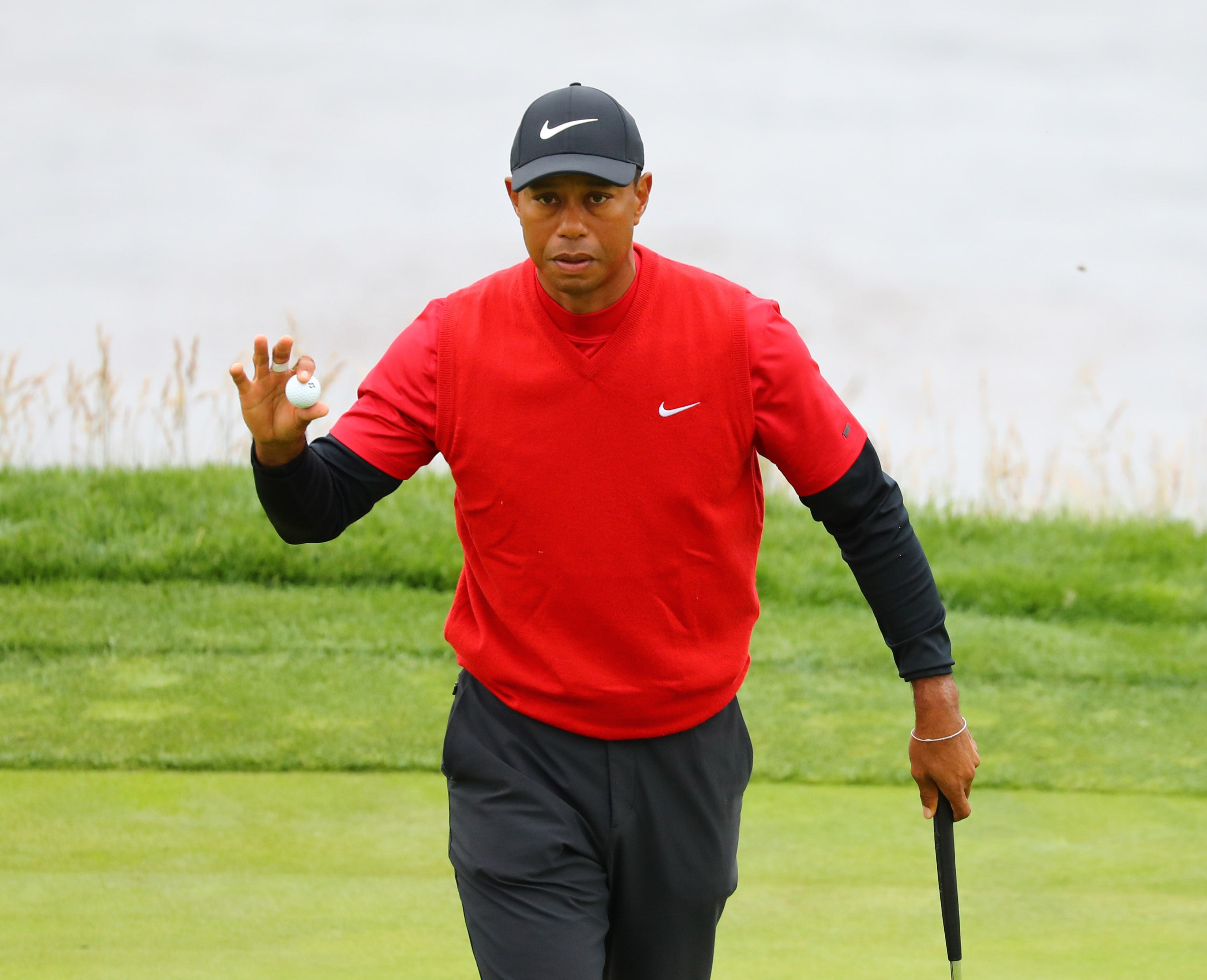 us open  tiger woods finishes strong despite  u0026 39 crappy u0026 39  start