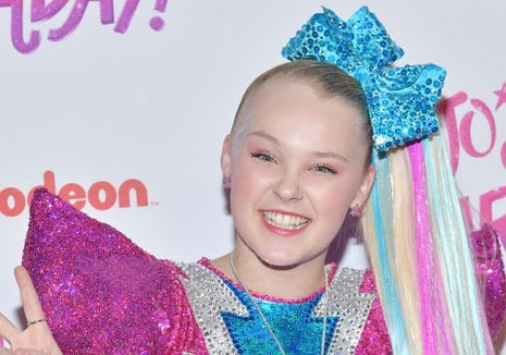JoJo Siwa addressed the Claire's makeup kit recall issue a week after it hit the news with a YouTube video.