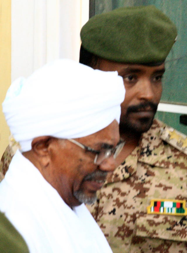 Sudan's former President Omar al-Bashir seen in public for first time since ouster