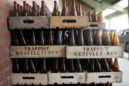You can now buy Westvleteren, the world's top-ranked beer, online through legitimate channels.