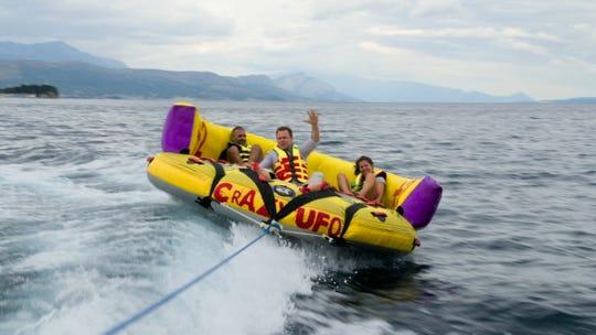 Amazing Race': Host Phil Keoghan, Tyler Oakley's summer