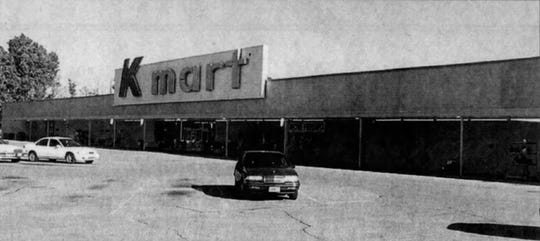 Kmart was at 2400 W. College Ave. in Appleton.