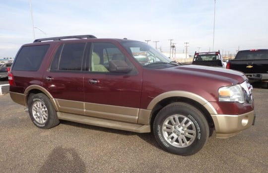 Jill and Jordan are believed to have been driving a 2011 Ford Expedition King Ranch.