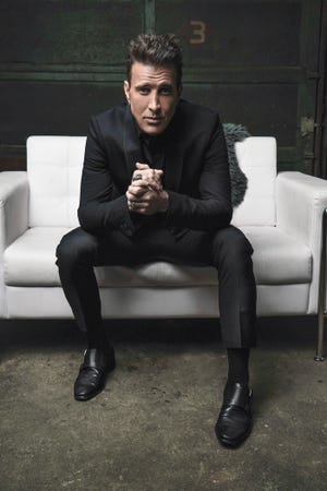 Former Creed singer Scott Stapp gets the Waterfest season off and running Thursday.