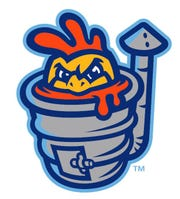 Brandiose designed the logos for the Green Bay Booyah, the Northwoods League team formerly known as the Bullfrogs. They debuted as the Booyah this season.