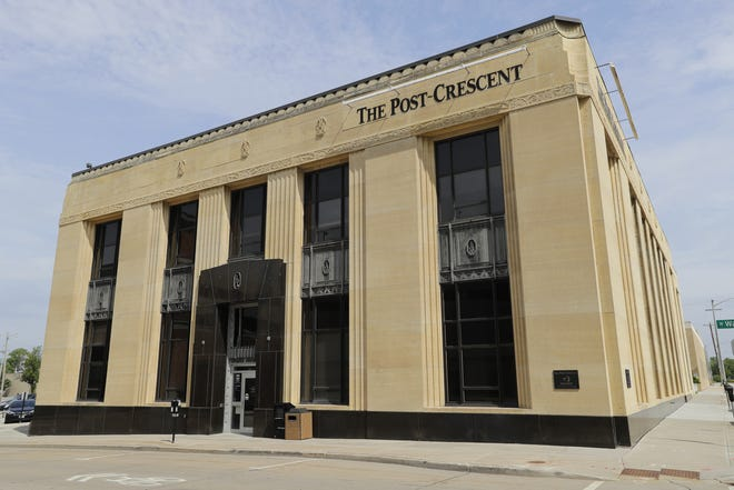 The Post-Crescent's home office is currently located at Superior and Washington streets in Appleton.