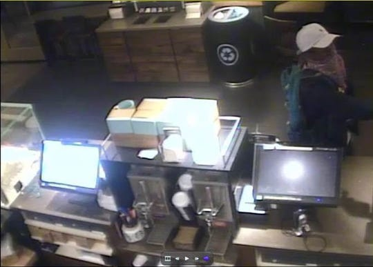 An armed man robbed a Starbucks in Biltmore Village at approximately 9:20 p.m. on June 17
