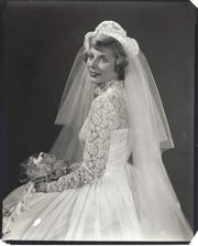 Patricia Tomic and her husband Edward Joseph Tomic Jr., were married in 1950.