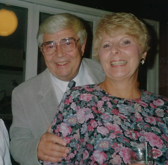Patricia Tomic and her husband, Ed, loved to travel.