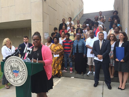 In a 2014 ceremony at Binghamton City Hall, Councilwoman Lea Webb, D-4th District, said Juneteenth is a way for the city to celebrate diversity and find a way to make the community a better place for future generations.