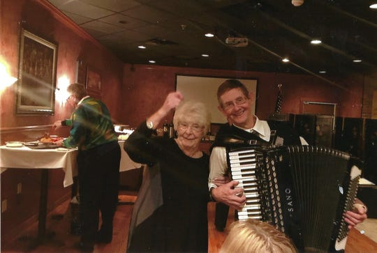 Patricia Tomic, 90, loved to dance and have fun.