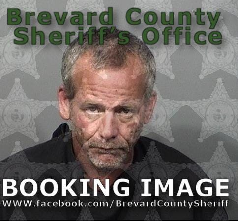 Craig Favero, 44, charged with exploitation of the disabled and grand theft.