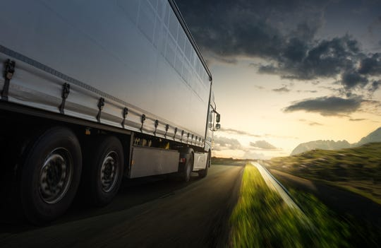 Data shows there are more than 400,000 trucking accidents per year.