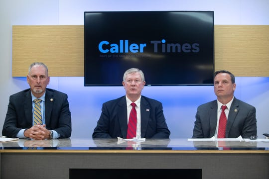 ATF Assistant Special Agent in Charge Mickey French, Corpus Christi Police Department firearms examiner David Curtis and ATF Resident Agent in Charge  Rick Miller talk about the effectiveness of the National Integrated Ballistic Information Network.