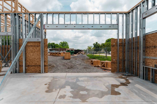 The Fort Collective will feature an outdoor patio space that patrons can enjoy during the warmer months in Ohio.