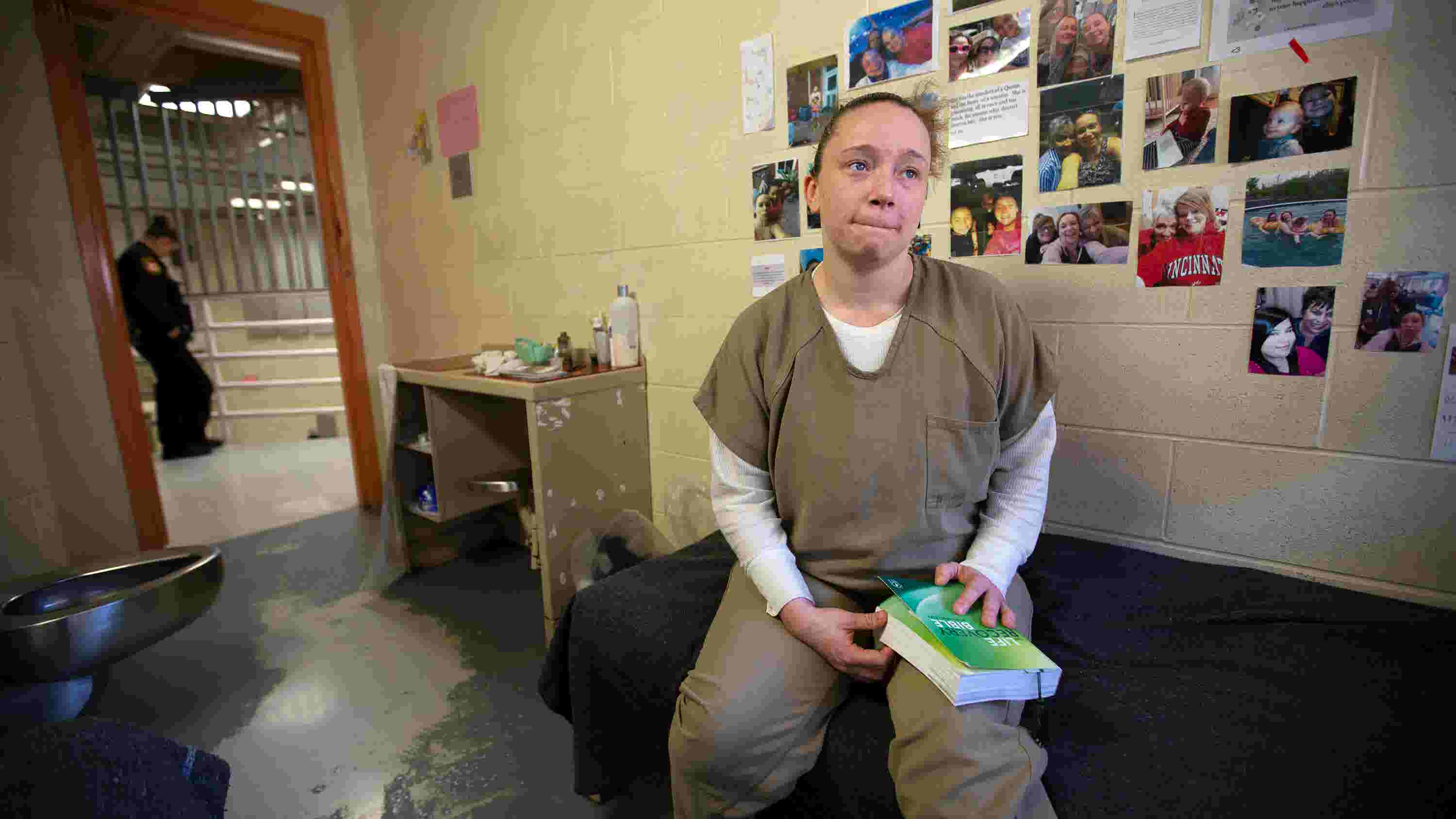 Treatment in jail to help fight addiction