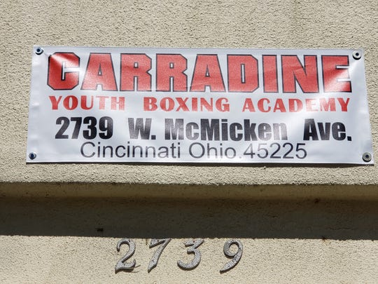 Carradine Youth Boxing Academy opened in March 2019 at 2739 W. McMicken Ave. Owner Jessie Carradine opened the gym in response to neighborhood violence, bullying and youth suicides.