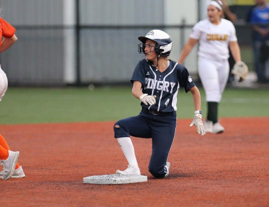 Jillian Bahr and Pingry claimed a share of the Skyland Conference Mountain Division title