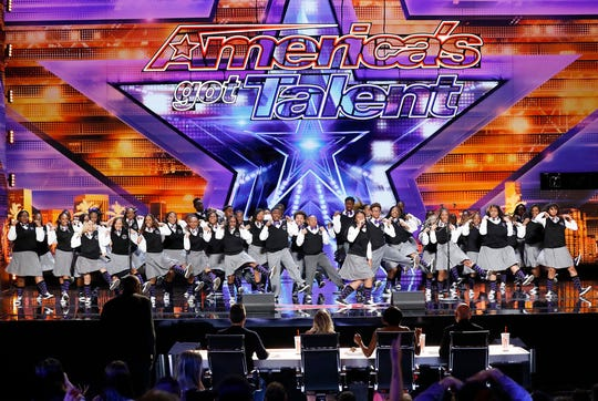 "Detroit Youth Choir performs on ""America's Got Talent"""