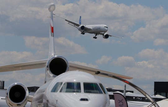 In a revelation that stunned journalists at the Paris Air Show, Bill Fitzgerald, the head of commercial jet engines at GE Aviation, said his engineers already have a fix for Boeing's big new 777X jet.
