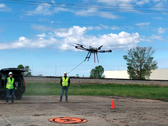 Mackinac Island could enact rules to restrict the use of drones under legislation heading to Gov. Gretchen Whitmer for her expected signature.