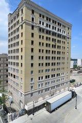 The Eddystone Hotel in Detroit.