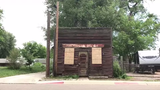 The old store building at 100 First St. is well on its way to becoming the first local landmark in Fort Collins' Buckingham neighborhood.