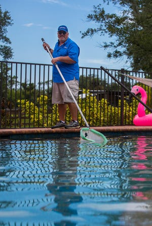 Rod Siliski, 52, a senior pool technician with Water Medic of Cape Coral, was selected as the Florida Swimming Pool AssociationÕs Service Pro of the Year for 2018 during a ceremony this past February in Orlando, FL.