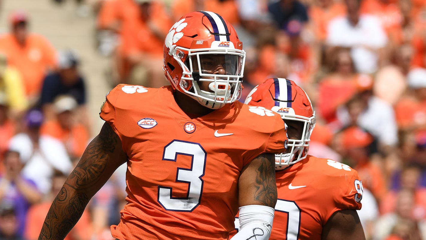 Meet the Tigers: 3 things you probably don't know about Clemson football's Xavier Thomas