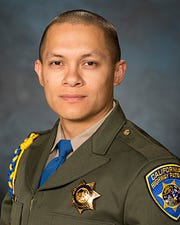 Francisco Gogue Camacho of Dededo,  successfully completed the cadet training course at the California Highway Patrol Academy. Following a course of instruction that lasted more than six months, he is assigned to duty at the CHP's Ventura Area office. Camacho graduated from Simon Sanchez High School in Yigo in 2012. He also studied at National University in La Jolla, CA. He served five years in the United States Marine Corps, attaining the rank of sergeant. Prior to attending the CHP Academy, he was a military policeman for the Marine Corps Law Enforcement Program in Twentynine Palms, CA.