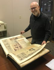 George Rugg has retired after 25 years as curator of special collections at Notre Dame's Hesburgh Library