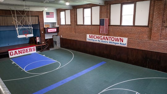 This tiny Michigantown gym was once ruled by a goose in a diaper