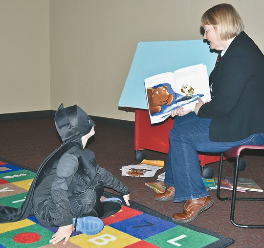 The Powell library offers a program for Baby Bookworms on Wednesdays at 10:30 a.m. and Preschool storytime on Fridays at 10:30 a.m. Check the website for other offerings from the library, www.knoxlib.org.