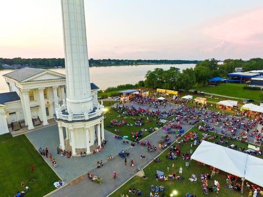 Louisville Water Tower Park