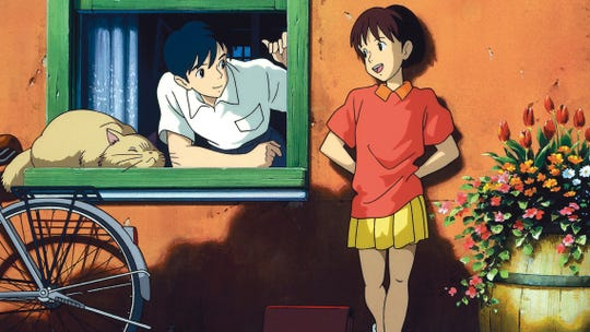 """Studio Ghibli's relatively unknown 1995 film """"Whisper of the Heart"""" screens July 1 at the Malco Paradiso."""