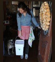 The Compost Fairy offers a residential pick-up service to help Memphians easily compost.