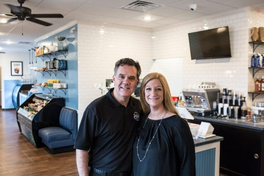 Scott and Rebecca Plough Sorin have opened The Bagel, a new spot at 6698 Poplar Ave.