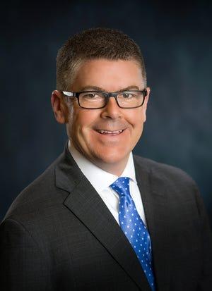 Drew Petersen is the new president of the UW Board of Regents.