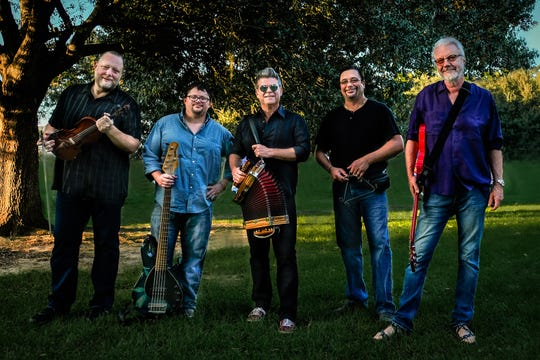 Steve Riley & the Mamou Playboys will perform July 12, 2019 at Milwaukee's Bastille Days festival.