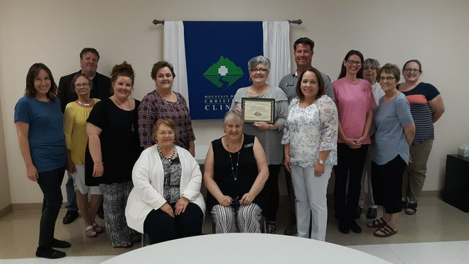 The Unified Community Resource Council were recently inducted as members to the Mountain Home Area Chamber of Commerce. The council is responsible for the website twinlakescommunity.org. Twenty-four area service organizations work together under the name UCRC, bringing together a wide variety of services.