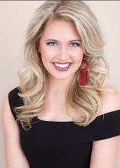Courtney Hammons Miss Louisiana Tech University