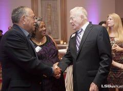 Remembering LSU legend Ebert Van Buren