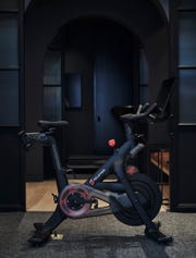 HIgh-tech fitness company Peloton opened a showroom at The Mall at Green Hills.