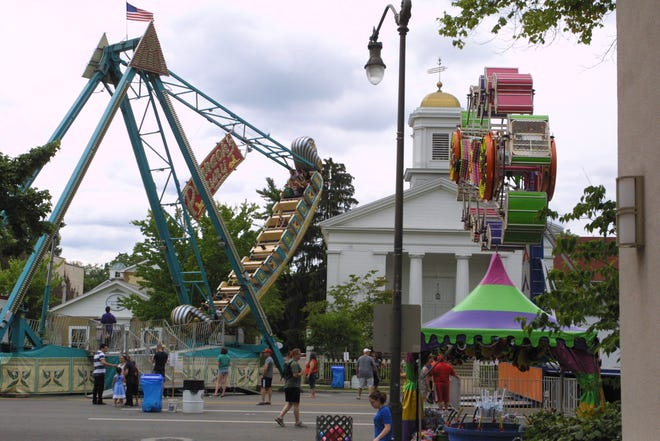 The 2020 Granville Kiwanis Fourth of July festival has been canceled because of restrictions intended to limit spread of the novel coornavirus.
